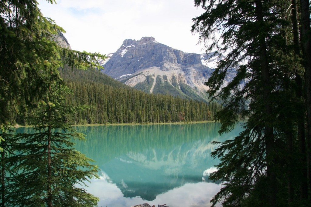 Emerald Lake in Alberta