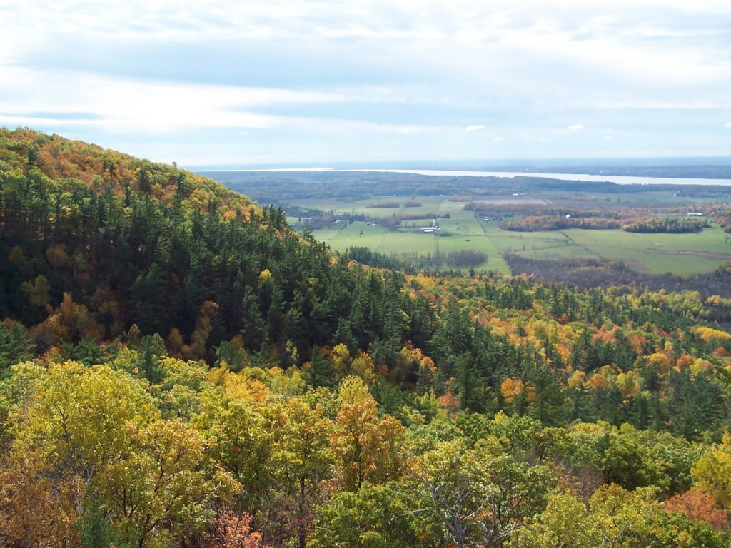 Fall in the Gatineau Hills