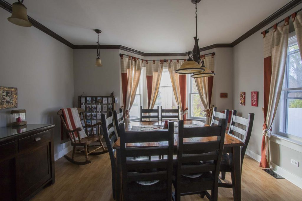 Prospector's House - Dining Room