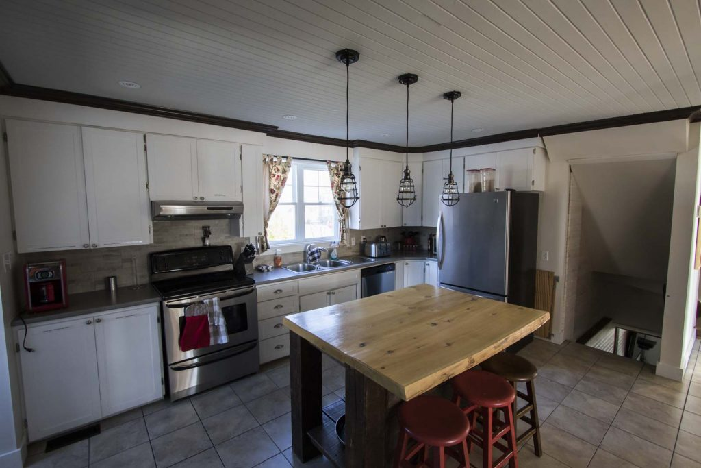Prospector's House - Kitchen - Angle 2