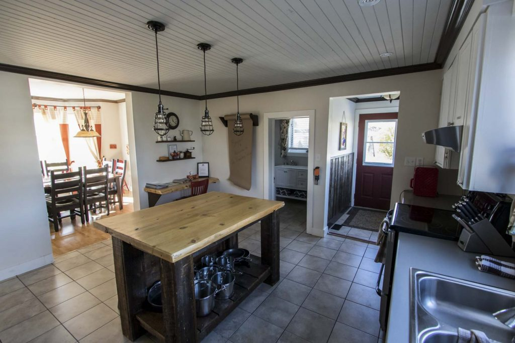 Prospector's House - Kitchen - Angle 1